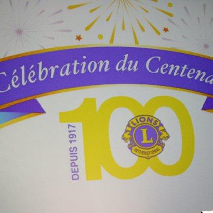 Congrès du Centenaire à Rochefort