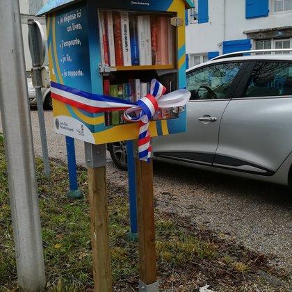 5e Boite à Livres à Tonnay Charente